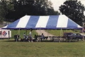 Where to rent CANOPY, 20  X 40  BLUE in Hagerstown MD