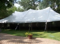 Where to rent CANOPY, 20  X 40  WHITE in Hagerstown MD