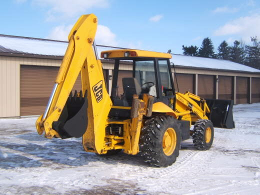 Where to find BACKHOE, JCB 214 in Hagerstown