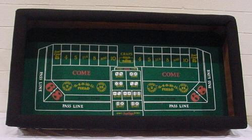 Where to find GAMES, CRAPS TABLE in Hagerstown