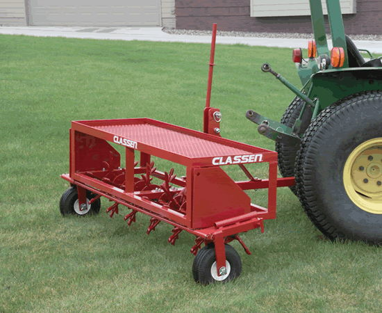 3 Point Hitch Lawn Aerator : Aerator pt hitch lite rentals hagerstown md where to