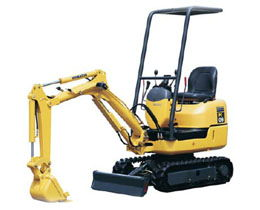 Where to find EXCAVATOR, SUB COMPACT  SMALL in Hagerstown
