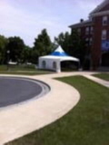 Where to rent CANOPY, 20  X 20   SIERRA  BLUE in Hagerstown MD