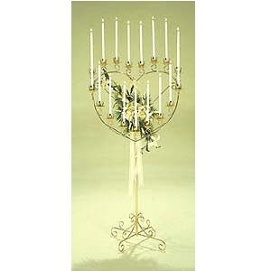 Where to find CANDELABRA, BRASS HEART SINGLE in Hagerstown