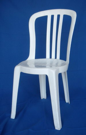 Where to find CHAIR, WHITE RESIN BARREL in Hagerstown