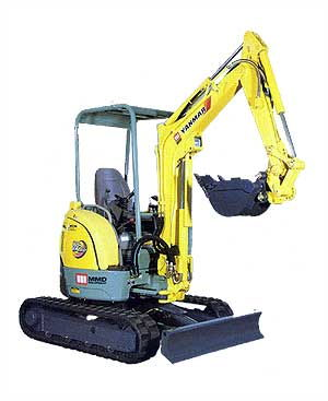 Where to find EXCAVATOR, MINI YANMAR  LG in Hagerstown