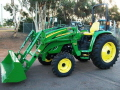 Where to rent TRACTOR, JOHN DEERE 4320 AG TIRES in Hagerstown MD
