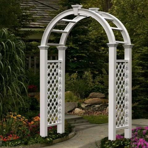 Where to find ARCHWAY, LG PVC NANTUCKET in Hagerstown