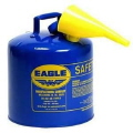 Where to rent FUEL CAN, KEROSENE 5 GAL. BLUE W FUNNEL in Hagerstown MD