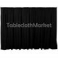 Where to rent DRAPE FOR PIPE   POLY, 8  BLACK in Hagerstown MD