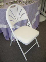 Where to find CHAIR,  A  METAL PADDED SEAT in Hagerstown